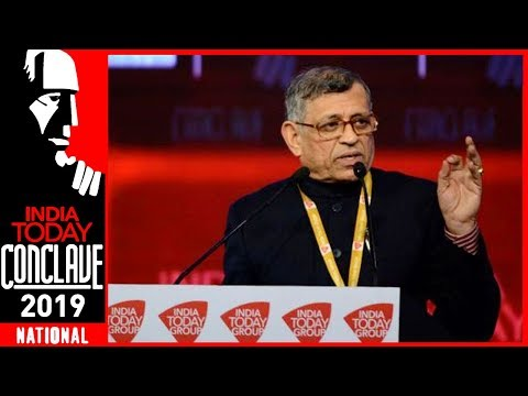 Swadeshi Maps : New Ideas For New India | S Gurumurthy Exclusive At India Today Conclave 2019