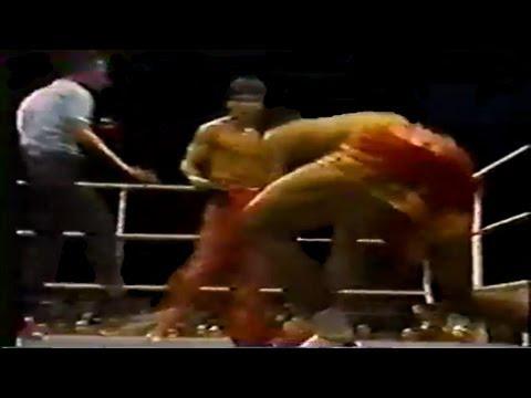 Don Wilson versus Fanta Petchmuangtrat (FULL FIGHT)