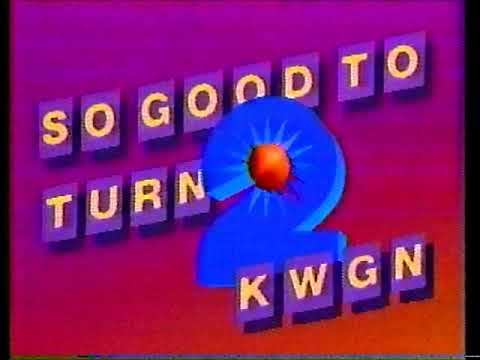 KWGN (Denver, CO) Commercial Breaks (+ News Start) (Tues. 12/30/1986)