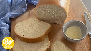 How to Make Easy Homemade Bread with Yeast | Wilton