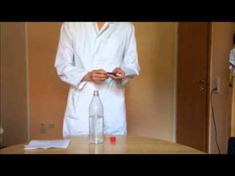 Experiment - Wie entstehen Wolken? - YouTube