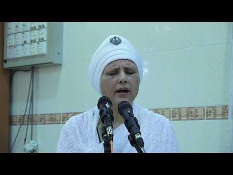 Thirst to meet Guru Ji - Bibi Baljit Kaur