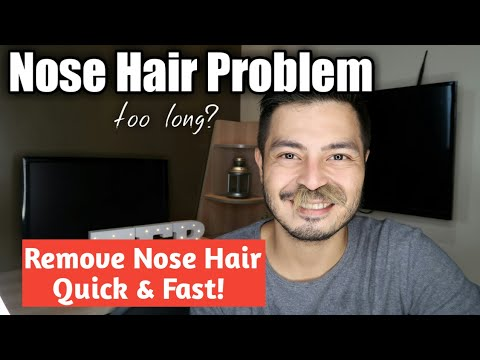 hqdefault nose hair problem nose hair removal using a nose hair trimmmer,Nose Hair Meme