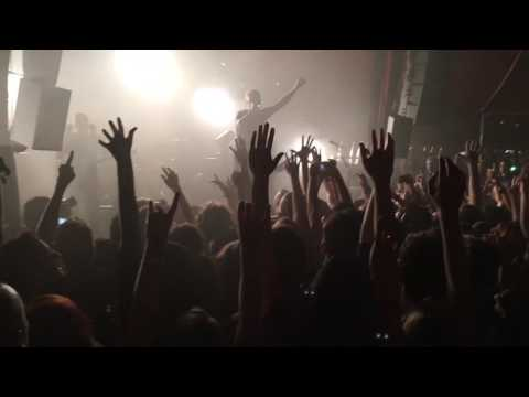 Architects - Nihilist 15.10.2016 live in Paris