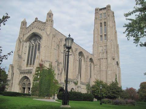 Rockefeller Memorial Chapel                      University of Chicago