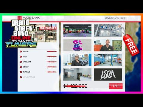 GTA 5 Online Los Santos Tuners DLC Update - FREE AUTO SHOP! BEST UPGRADES, LOCATIONS & MORE!
