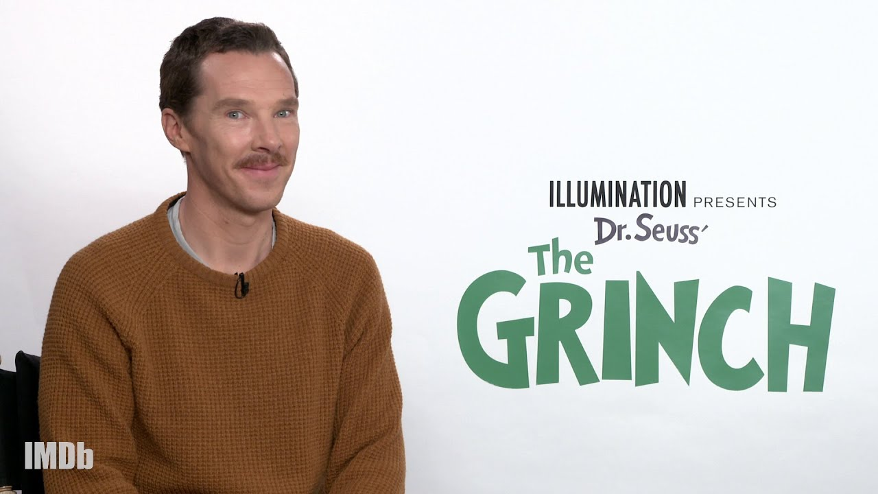 Benedict Cumberbatch, \'The Grinch\' Cast Reveal Their Favorite ...