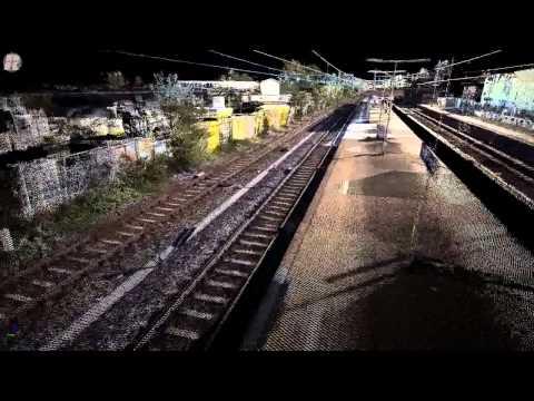 RIEGL VMX 250 Railway Scanning in Germany