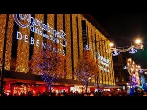 Explore Oxford Street - London: Travel Video Guide
