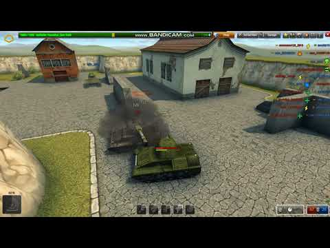 Tanki Online - the best end ever  B-)
