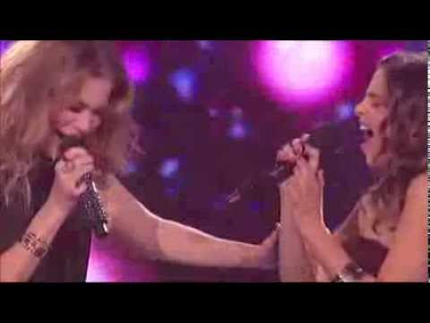 Carly Rose Sonenclar And  LeAnn Rimes - How Do I Live