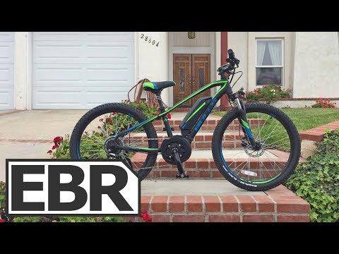 BULLS TWENTY4 E Video Review - $2.9k Quality Kids Electric Bike, 15.5 MPH Pedal Assist
