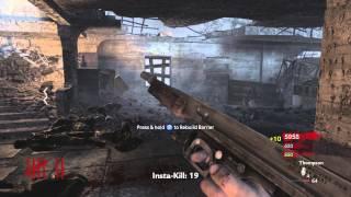 COD WAW Zombies Nacht Der Untoten Multiplayer XBOX360
