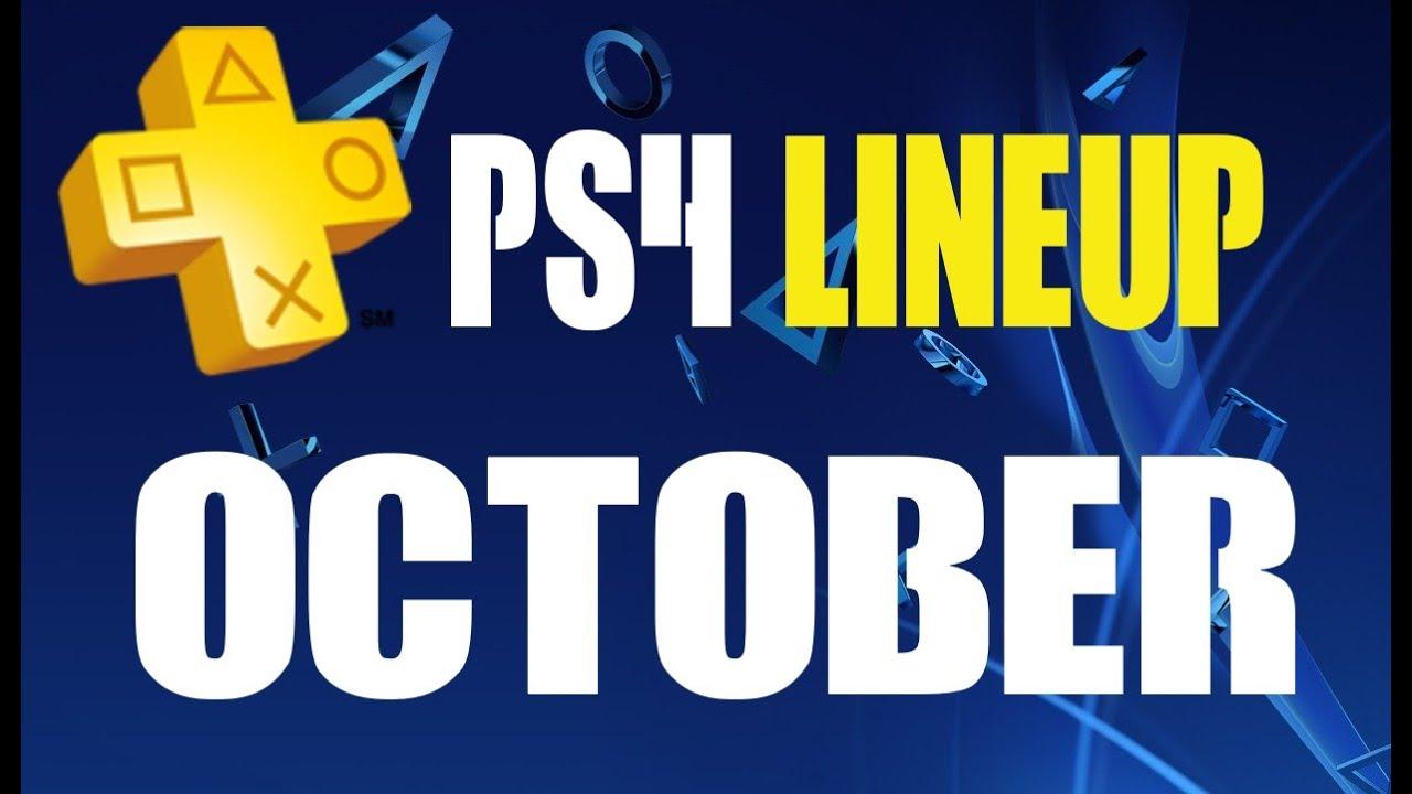 Ps4 Plus Oktober