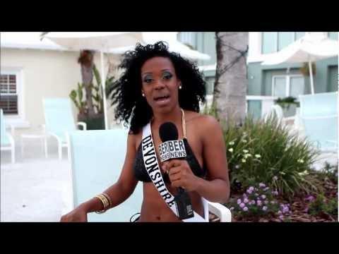 Miss Devonshire Lene Hypolite, 2012