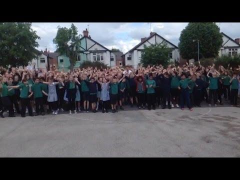 The Next 100 Years by West Bridgford Junior School