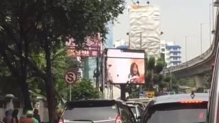 Heboh Billboard Jaksel Tayangkan Video Porno