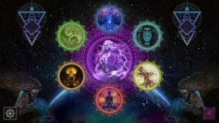 Cosmic Dust - cosmic tribe (djmix) #psybient#experimental#deep music