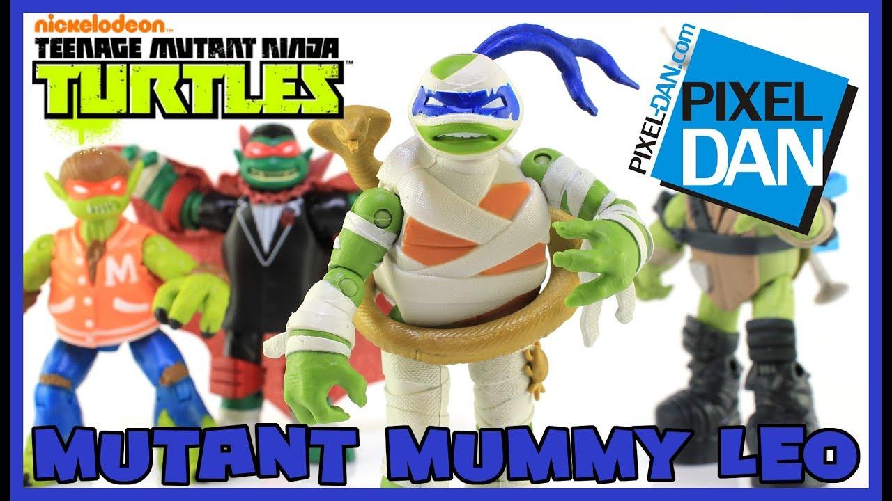 Teenage Mutant Ninja Turtles-spyline Leo Action Figure