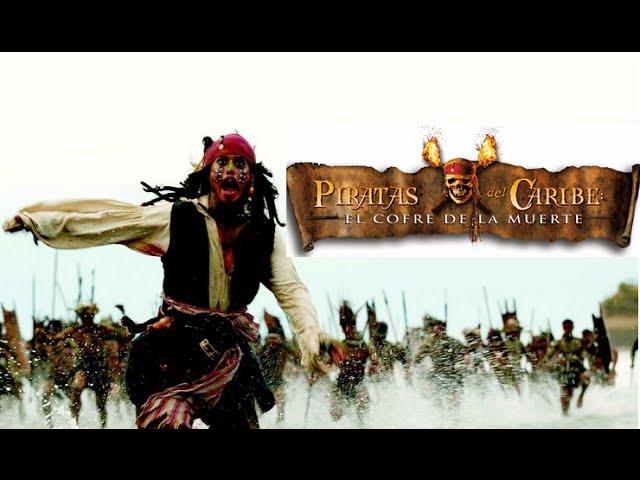 Piratas Del Caribe El Cofre De La Muerte 2006 Teaser Latino Oficial Youtube