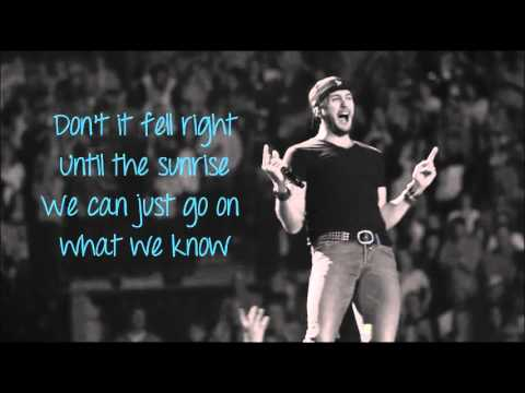 Kill The Lights- Luke Bryan lyrics