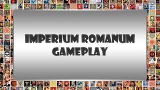Imperium Romanum - Gameplay [PC][HD]