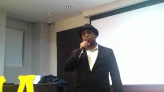 Immortal Technique Speech @ St. Johns University
