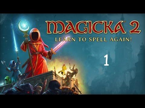 ADVANCED ADVENTURES | Magicka 2 [Unedited] |