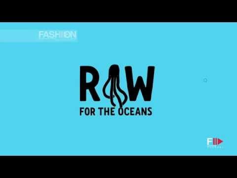 PHARRELL WILLIAMS Presents G STAR RAW For The Oceans Campaign by Fashion Channel
