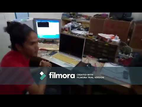 Interview on how to assemble laptop and to fix virus