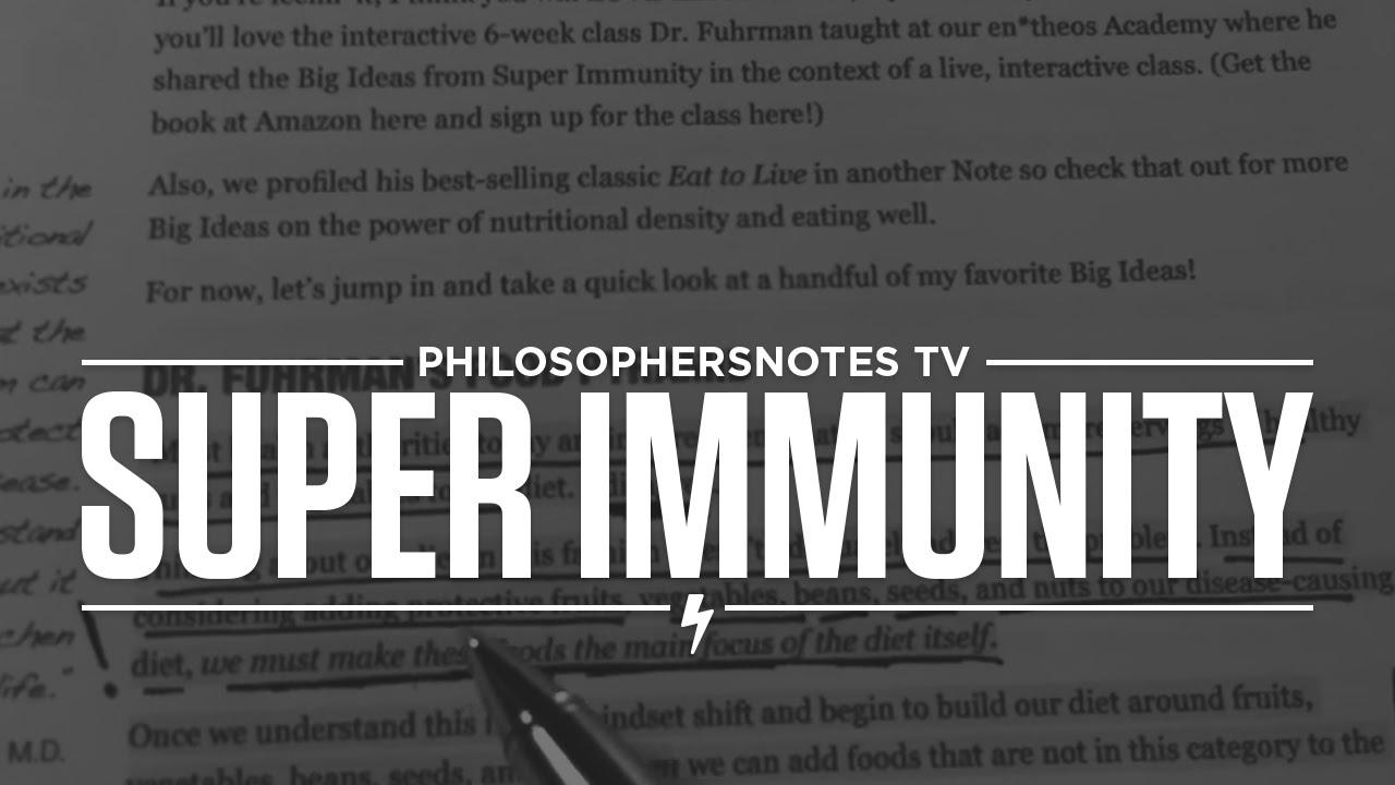 SUPER IMMUNITY FUHRMAN EPUB