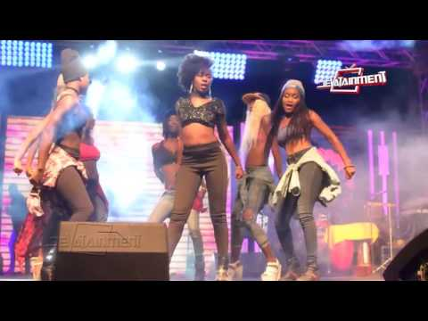 MzVee performance VGMA 2017 Nominees Jam Sunyani
