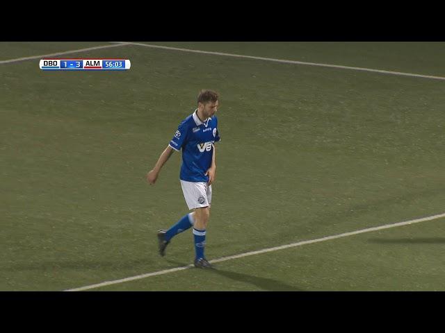 Samenvatting: FC Den Bosch - Almere City FC (1-3)