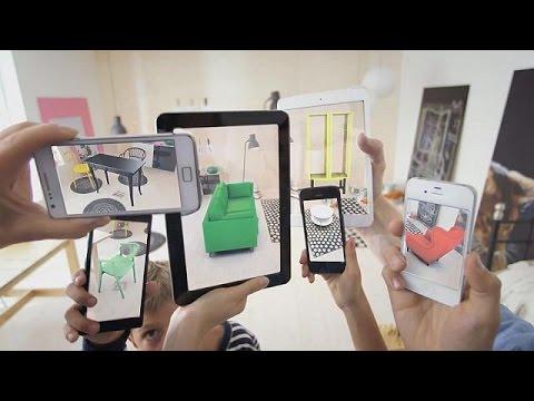ماهي تقنية الواقع المعزز التي تستخدمها لعبة بوكيمون جو ? 2