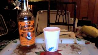 Liquor Review; Old Grand-Dad Whiskey