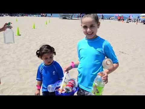 Heal The Bay Beach Cleanup