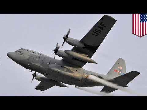 Hurricane Harvey: Texas calls in US Air Force to spray Naled insecticide post-Harvey - TomoNews