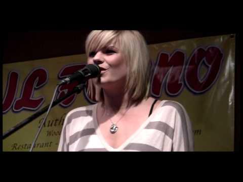 Desperate Boys And Stupid Girls Kimberly Caldwell live @ WXLO