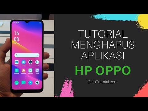 Cara Hapus Aplikasi Android Di Hp Oppo Youtube