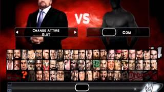 WWE 2K14 PSP Arenas and Some Alternative Attires