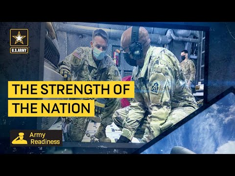 U.S. Army North: The Strength of the Nation