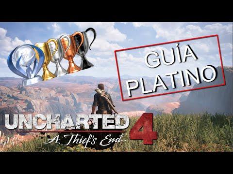 Guía platino | Uncharted 4
