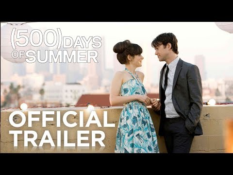 (500) Days of Summer trailers