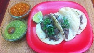 Receta De Tacos De Lengua De Res - La Receta De La Abuelita