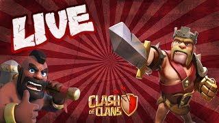 Ich zeige eure Angriffe im Clankrieg von 3 Clans Clash of Clans/COC deutsch/german
