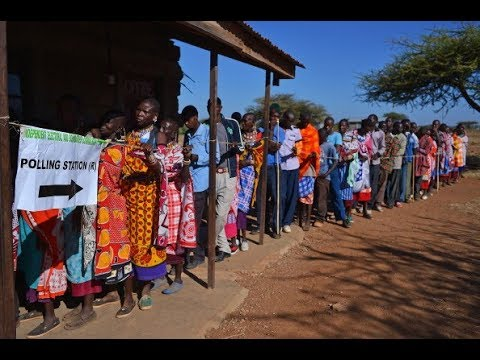 Why Kenya might not have elections until next year