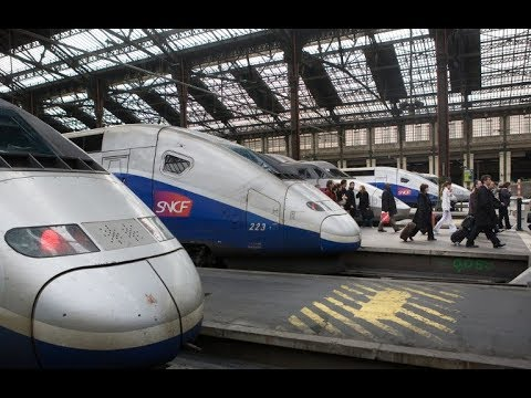 Journey with TGV Paris gare de Lyon TO Milano Porta Garibaldi