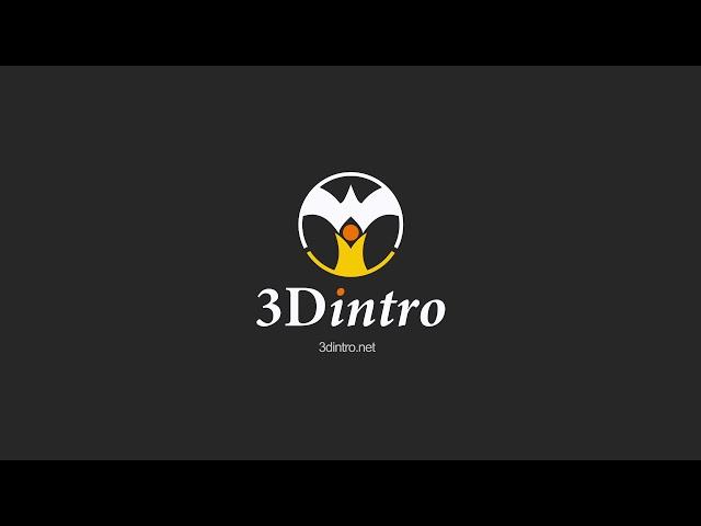 3Dintro.net 163 motion shapes logo - 3Dintro.net - Intro Video