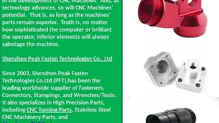 Shenzhen Peak Fasten Technologies Co., Ltd CNC Machining