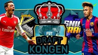 NORSK FIFA 16 | DRAFTKONGEN - Randulle vs SnickNorway! #4